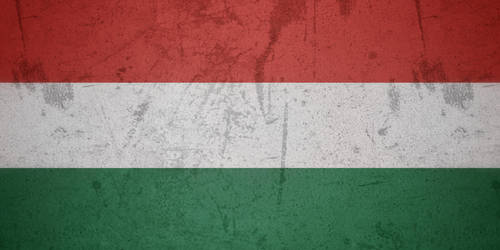 Hungary grunge flag by KisaragiIvanov