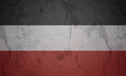 German Empire grunge flag by KisaragiIvanov