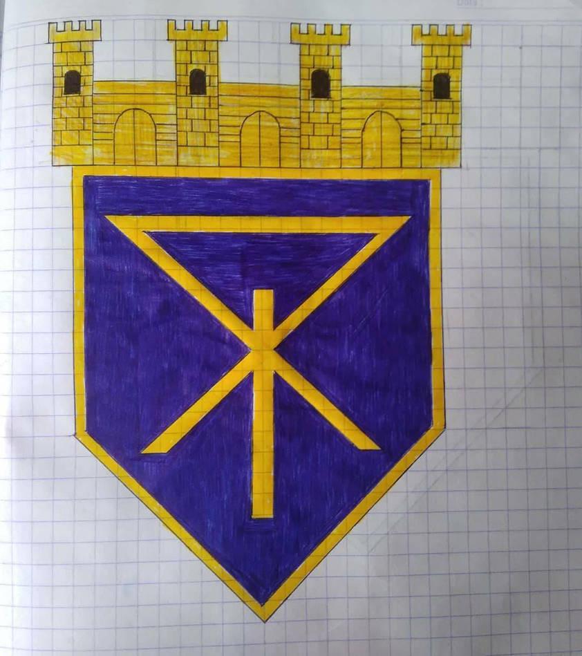 Proposed Coat of Arms for Osaka city () by KisaragiIvanov