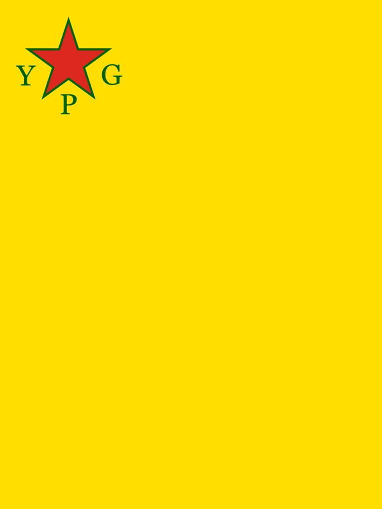 YPG Martyr portrait template by KisaragiIvanov