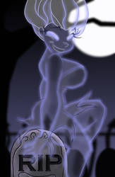 31 GoH: Ghost by ChadRocco