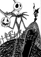 The Pumpkin King by ChadRocco