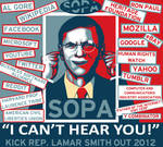 SOPA- I CAN'T HEAR YOU by ChadRocco