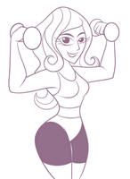 Fit Kimmy by ChadRocco