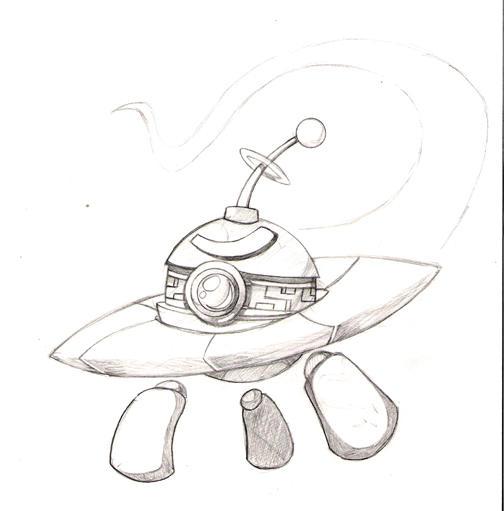 UFO by ChadRocco
