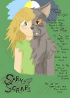 Sary Scraps by SaryTheWolf