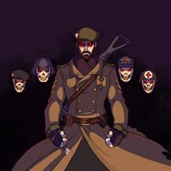 WWE: When a good man goes to war by Oniwanbashu