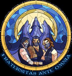WWE: Brotherhood Above All by Oniwanbashu