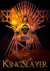 WWE: Kingslayer by Oniwanbashu