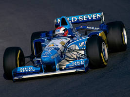 Johnny Herbert (1995) by F1-history