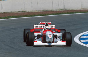 Nigel Mansell (Spain 1995) by F1-history