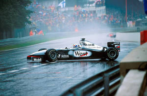 David Coulthard (Belgium 1998) by F1-history