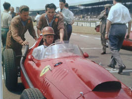 Peter Collins (Great Britain 1958) by F1-history