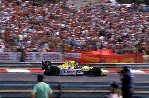 Thierry Boutsen (Hungary 1990) by F1-history