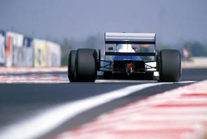 Jean Alesi (Hungary 1990) by F1-history