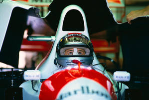 Michael Andretti (Hungary 1993) by F1-history