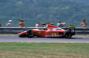 Gerhard Berger (Hungary 1993) by F1-history