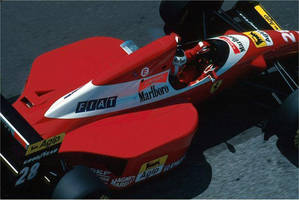 Gerhard Berger (Monaco 1993) by F1-history