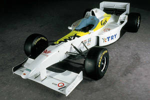 Dome F105 Prototype (1996) by F1-history