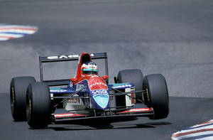 Rubens Barrichello (Germany 1993) by F1-history