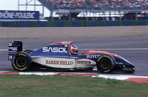 Rubens Barrichello (France 1993) by F1-history
