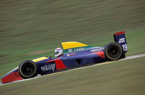 Philippe Alliot (Brazil 1993) by F1-history