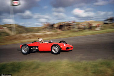 Phil Hill (Netherlands 1961) by F1-history