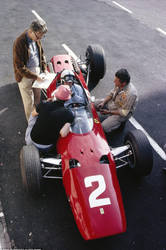 John Surtees (Netherlands 1965) by F1-history