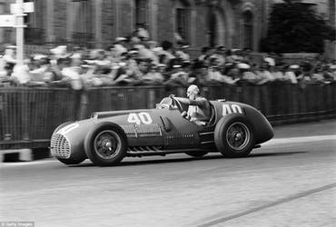 Alberto Ascari (1950 Nations Grand Prix) by F1-history
