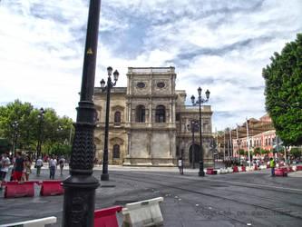 Sevilla 8 by Kayrash