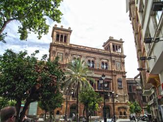 Sevilla 9 by Kayrash
