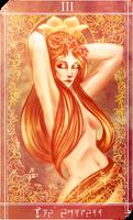 Dibella, The Empress by AredheelMahariel