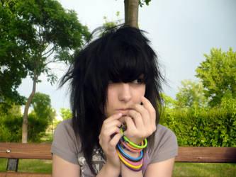 rumpled hair by Dan0w