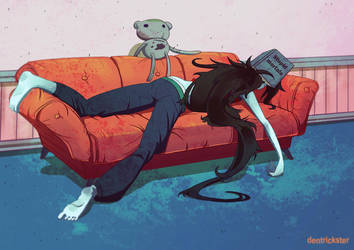 marceline by DenTrickster