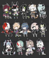 [POINT] Adopts Set 2 CLOSED by ZombiMe