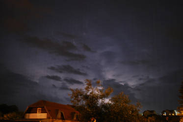 Stormy night 1 by bvencel