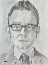 Harold Finch, Person of Interest (Michael Emerson) by bvencel