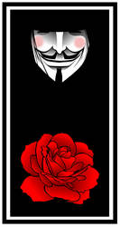V for vendetta by wasted-hopeless