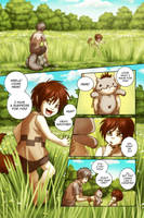 Strays - Page 02 by celesse