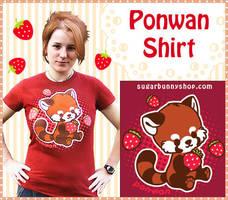 Ponwan Shirt by celesse