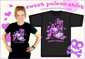 Sweet Poison Shirt by celesse