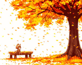 Hello Autumn by celesse