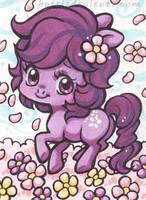Chibi Blossom by celesse