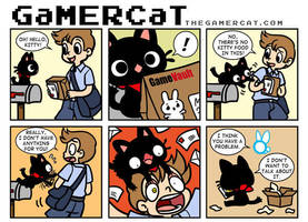 GaMERCaT - Anticipation by celesse