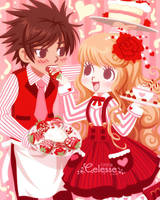 Strawberry For You by celesse