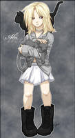 Aki by celesse