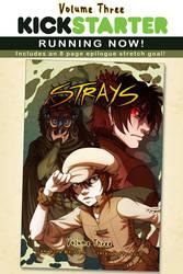 Strays Volume 3 Kickstarter - FINISHED! by celesse