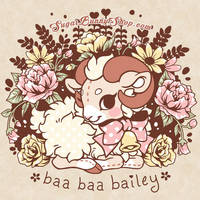Baa Baa Bailey by celesse