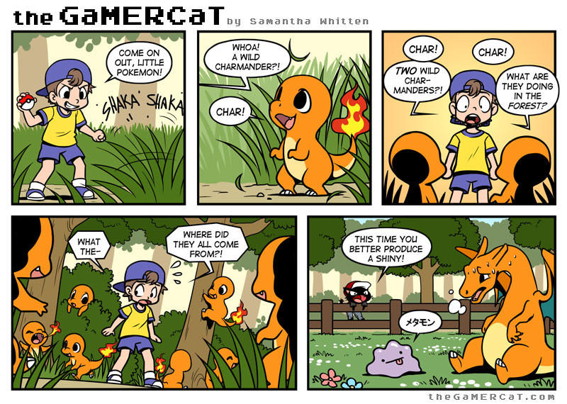 The GaMERCaT - Biodiversity by celesse