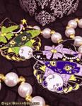 Cat Oracles Enamel Pins by celesse